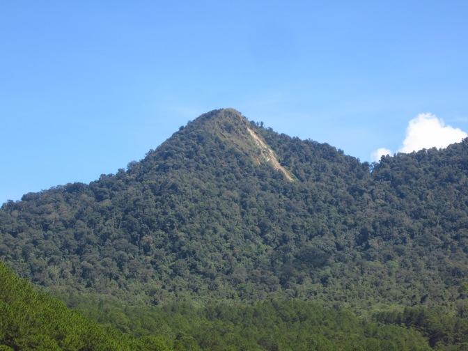 L'ascension du mont Lang Biang