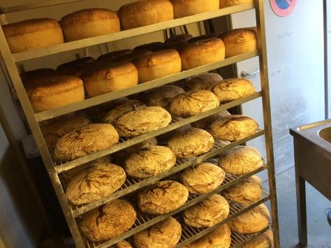 Les bons pains du Bon.Comme à Walhain-St-Paul (Belgique)
