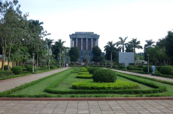 Balade historique dans Hanoi