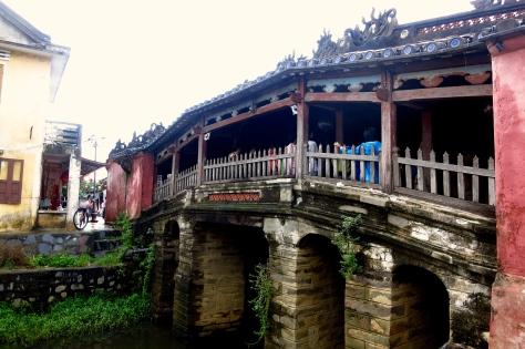 Le ravissant pont japonais
