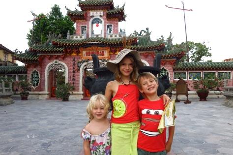 Influences chinoises dans les temples