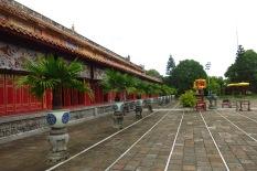 Un temple dédié au culte des empereurs