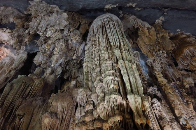 Les grottes de Phong Nha