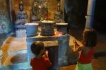 Lise et Loïc font une prière