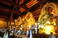 Les bouddhas dorés
