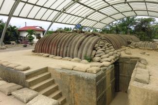 Le bunker de Castries