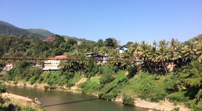 En route vers le Laos