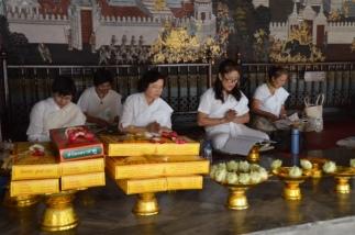 Nonnes bouddhistes