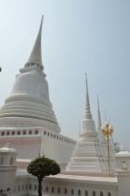 Le chedi du Wat Suwandararam