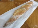Ici, il y a aussi une boulangerie française!