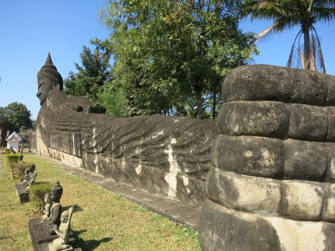 Le parc des bouddhas