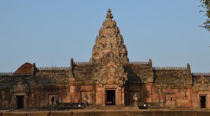 Les vestiges khmers