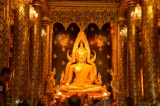 Le très vénéré bouddha de Phitsanulok