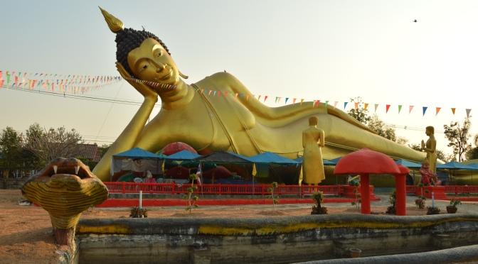 Quelques bouddhas…