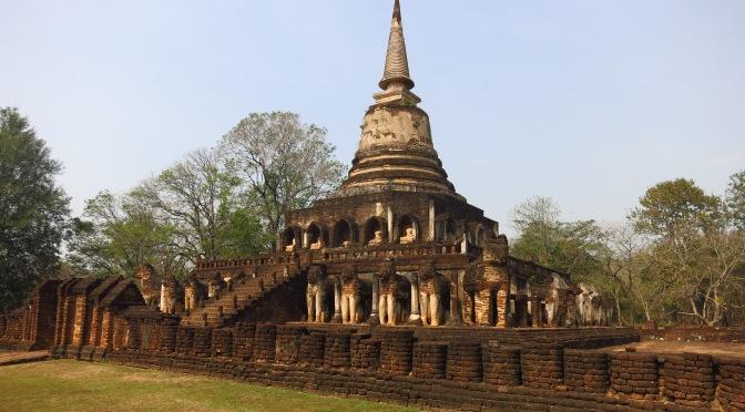 Escale culturelle à Si Satchanalai
