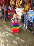 """A trois ans, Lucie est déjà une """"stoppeuse"""" avertie"""