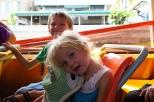 Dans le bateau-bus