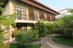 Un hôtel design et tout confort à Mae Sot