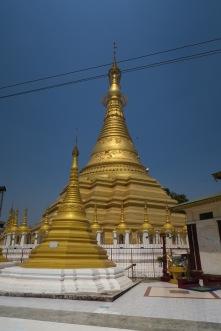 Un temple birman