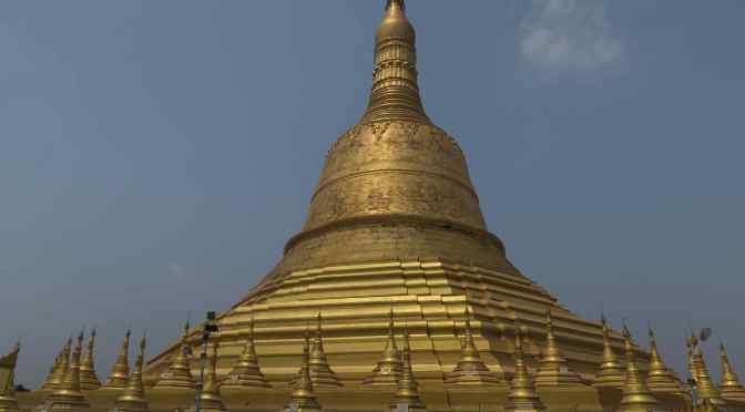 Les temples de Bago