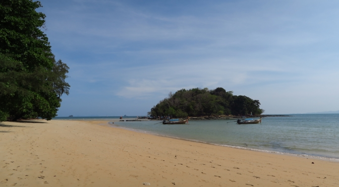 Immersion dans la Thaïlande ultra-touristique: aux environs de Krabi