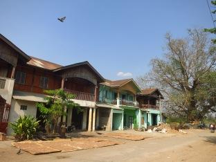 Les rues de Hsipaw