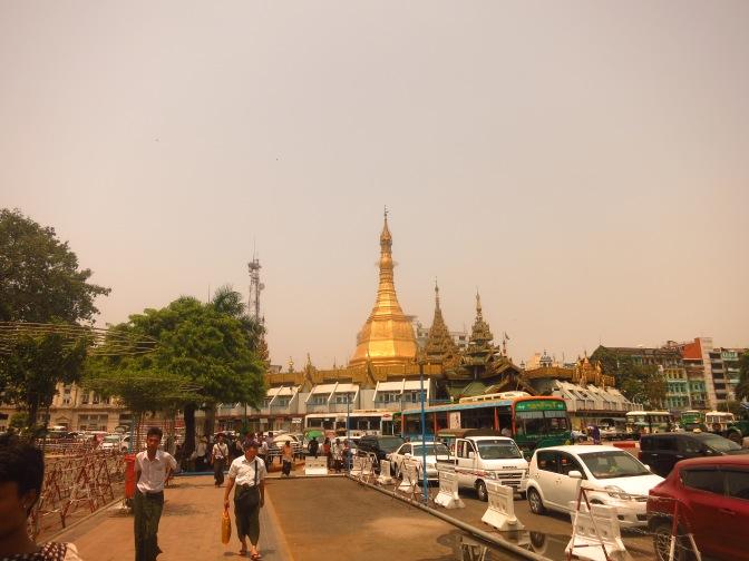 Les parcs et les pagodes de Yangon