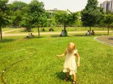 Le parc Maha Bandoola