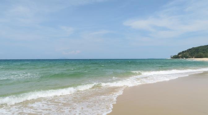 Détente à la mer