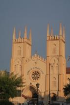 L'église Saint François-xavier