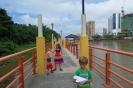 Promenade le long de la rivière