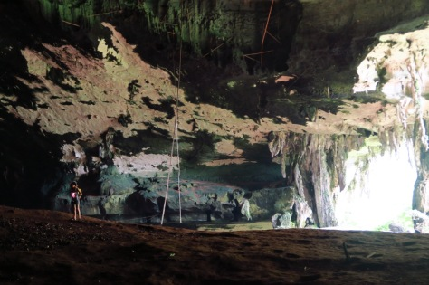 La grande grotte