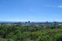 Vue sur la ville de Miri