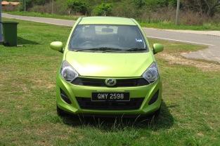 Notre petite voiture