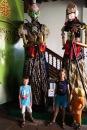 Au musée des marionnettes