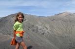 Notre exploratrice Lise