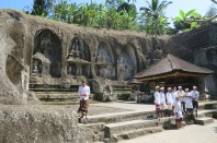 Le temple de Gunung Kawi