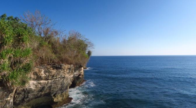 Les falaises de Lembongan
