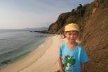 A la découverte d'une petite plage