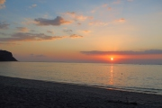 un autre coucher de soleil