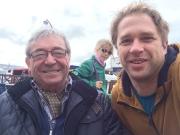 FX rencontre le papa d'Eric à Lesconil!!