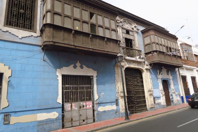 Une visite de Lima