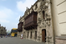 Dans les rues de Lima