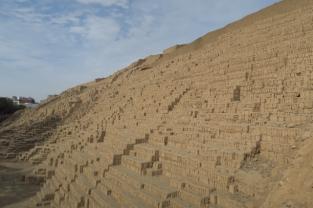 La colline est en réalité un temple
