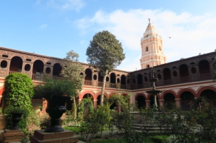 Le monastère San Isodoro