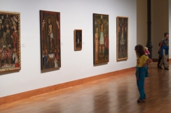Au Musée des Beaux-Arts