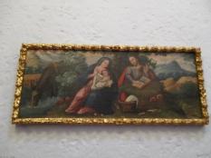 Le monastère est converti en musée d'art religieux
