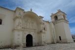 L'église de Yanque