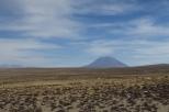 Le volcan El Misti