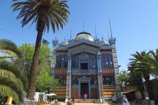 Le musée Artequin, bâtiment art nouveau